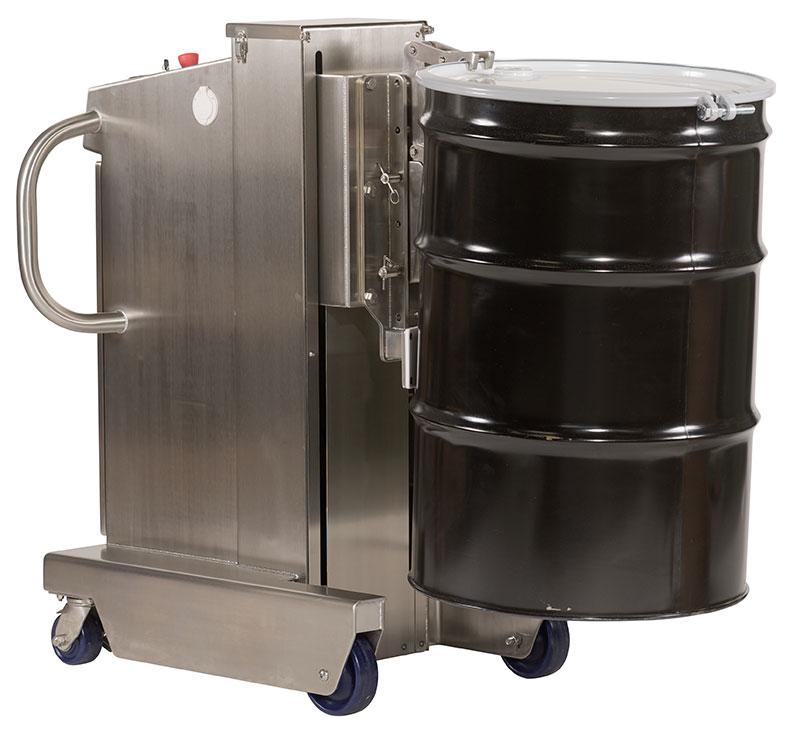Drum mover